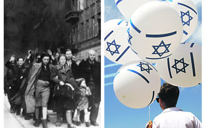 From Warsaw Ghetto uprising to 70 years of the Jewish State
