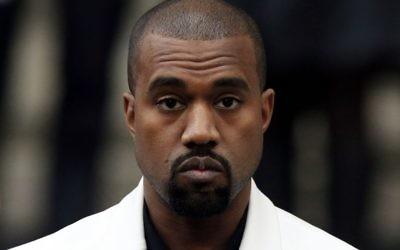 Kanye West  Photo credit: Jonathan Brady/PA Wire