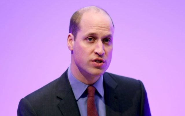 The Duke of Cambridge  Photo credit: Chris Jackson/PA Wire