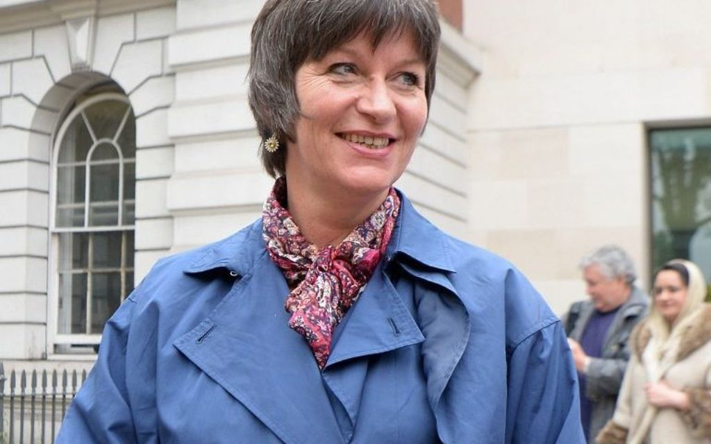 France bans Alison Chabloz, citing 'serious threat' to society