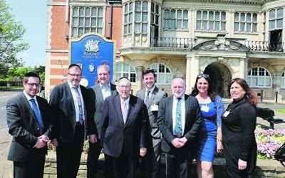 Successful Tory councillors in Barnet