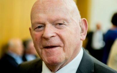 Sir Ben Helfgott