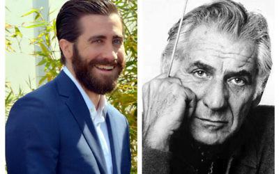 Jake Gyllenhaal and Leonard Bernstein
