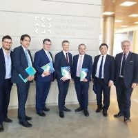 Tory MPs visit  visit Israel Innovation Authority,