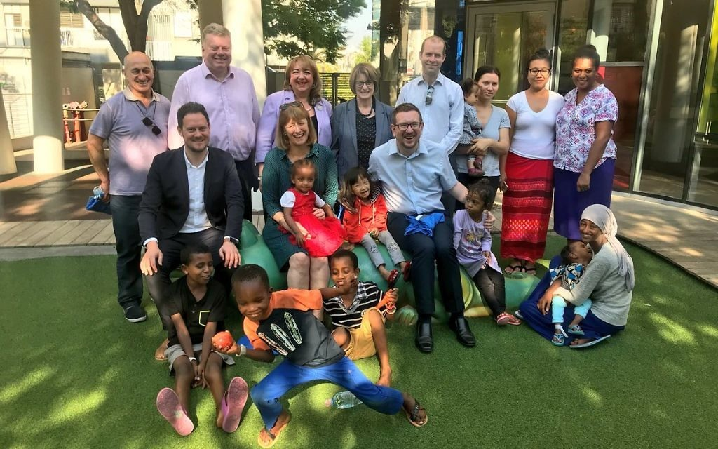 Labour MPs meeting Save A Child's Heart