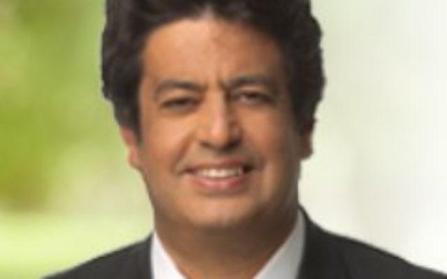 French politician Meyer Habib