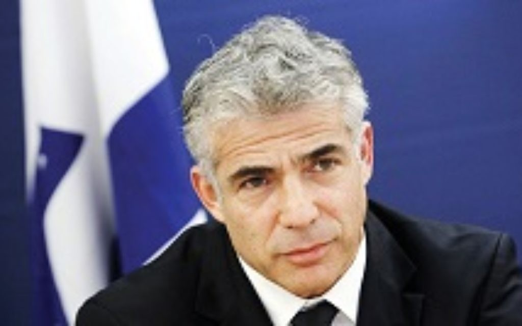 Auschwitz: Yair Lapid's claim of Polish 'cooperation' in Shoah is akin to denial