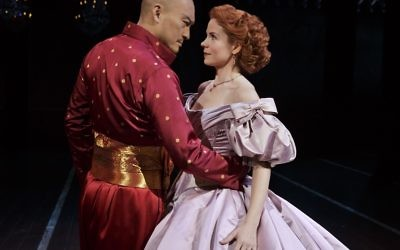 Shall We Dance: The King And I stars Kelli O'Hara as Anna and Ken Watanabe in the title role