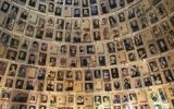 The Hall of Remembrance at Yad Vashem Holocaust Memorial and Museum in Jerusalem,