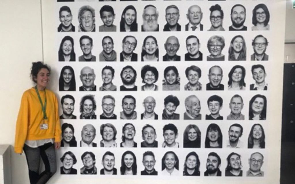 Photographer Hanina Pinnick produced a stunning university project showing the diversity of London's Jewish community.