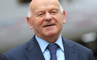 Sir Ben Helfgott   (copyright Holocaust Memorial Day Trust),