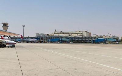 Damascus International airport