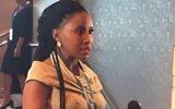 Mpho Phalatse. Picture: Facebook