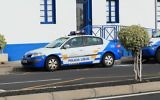 Police in the Canary Islands