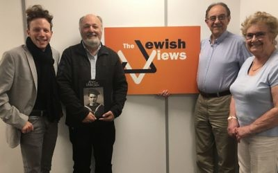 The Jewish Views teams with this week's guest