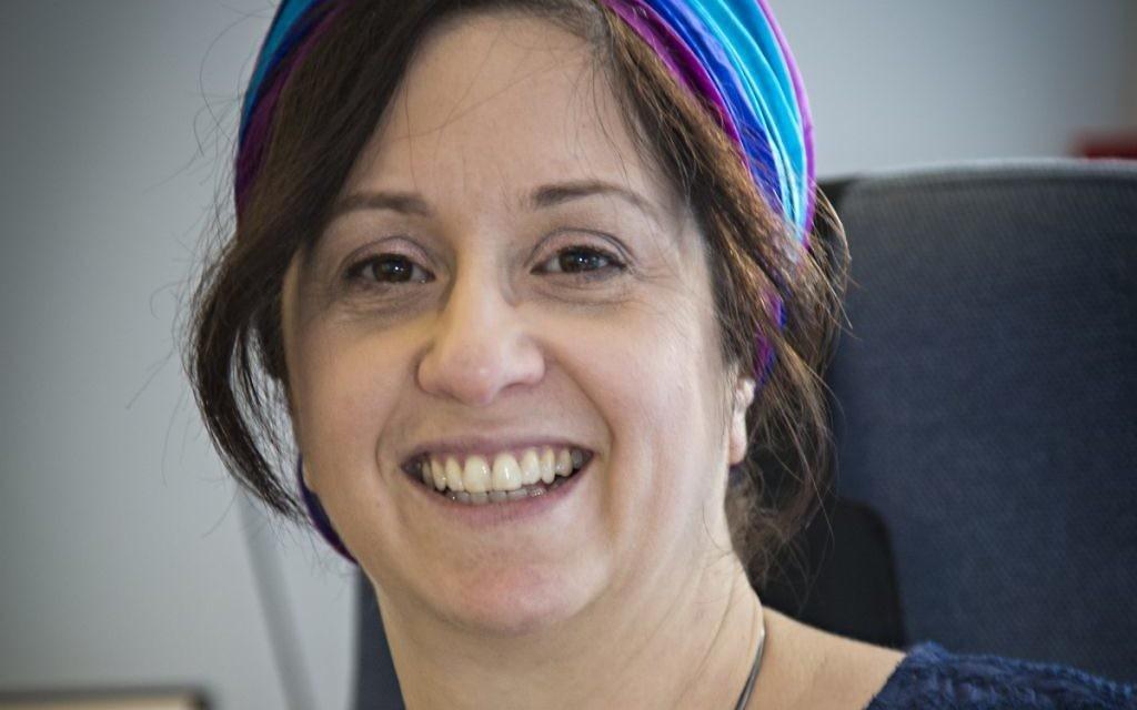 JFS headteacher, Rachel Fink
