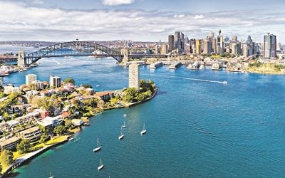 Sydney has much to justify the 24-hour flight required to reach its sun-kissed shores