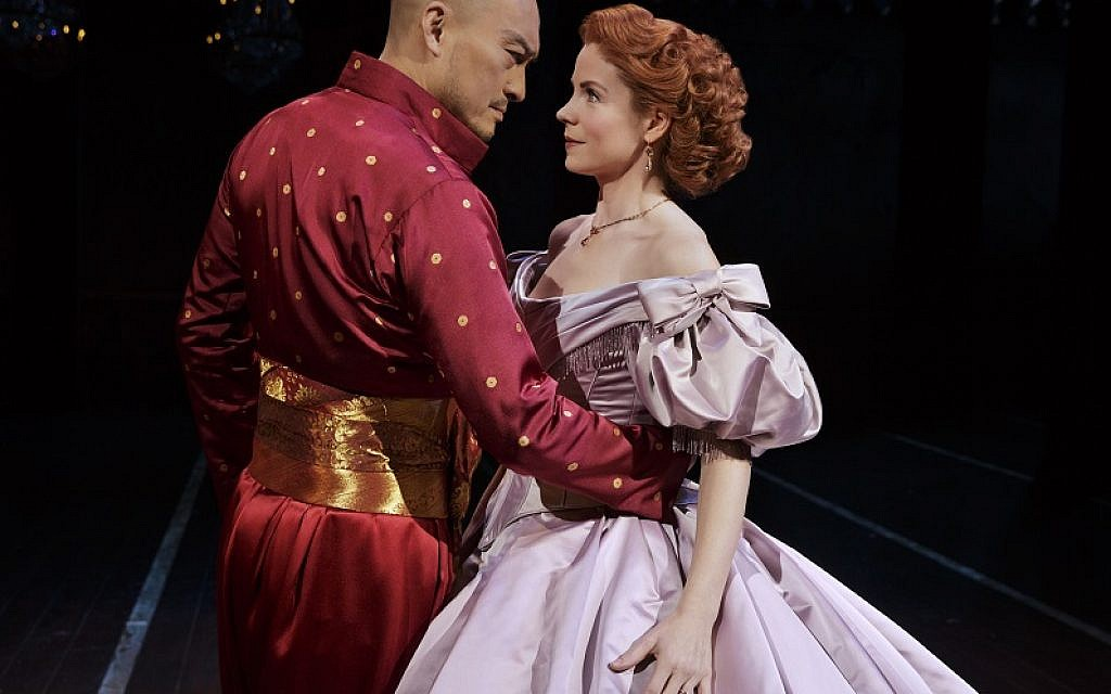 stor rabatt specialavsnitt amazon Review: The King And I, London Palladium **** | Jewish News
