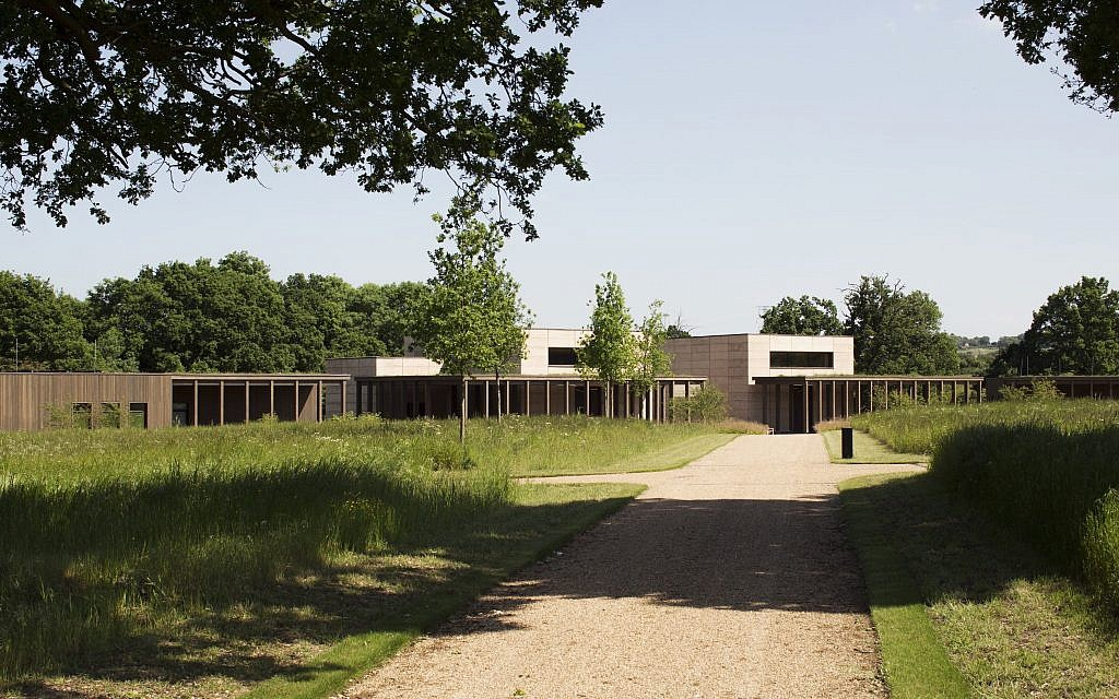 NEW Bushey Cemetery.  Photo credit: Lewis Khan/RIBA/PA Wire