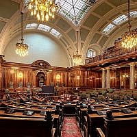 Bradford Council Chamber