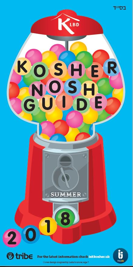 Kosher Nosh Guide