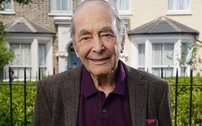 Leonard Fenton who plays Doctor Harold Legg. Credit: Press Association