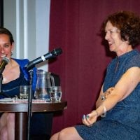 Gillian Merron in conversation with Rabbi Charley Baginsky