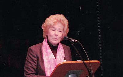 June Jacobs CBE