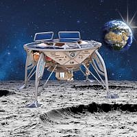 Israel's first spacecraft is expected to take-off for the moon in Feb