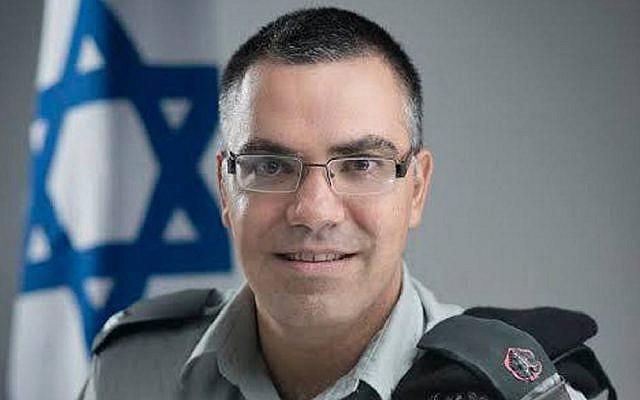 Major Avichay Adraee