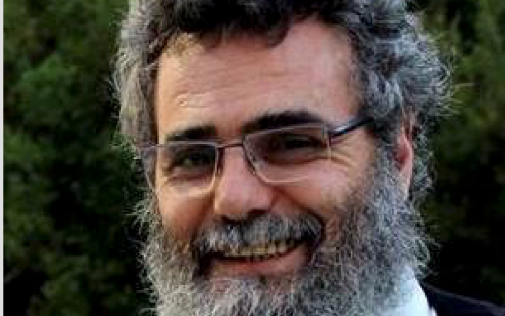 Rabbi Dov Haiyun was detained last week for performing a non-Orthodox wedding
