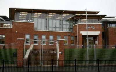 Yesodey Hatorah's Senior Girls School in Stamford Hill, which was downgraded to 'Inadequate' in June