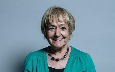 Dame Margaret Hodge MP