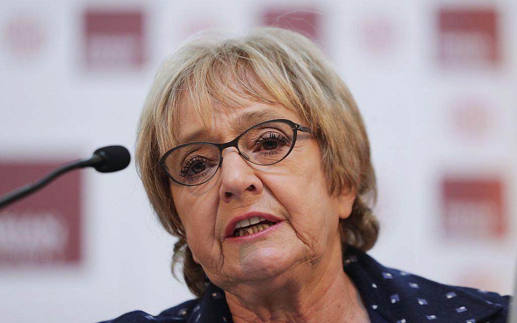Dame Margaret Hodge's local party backs trigger ballot in 'shameful moment'