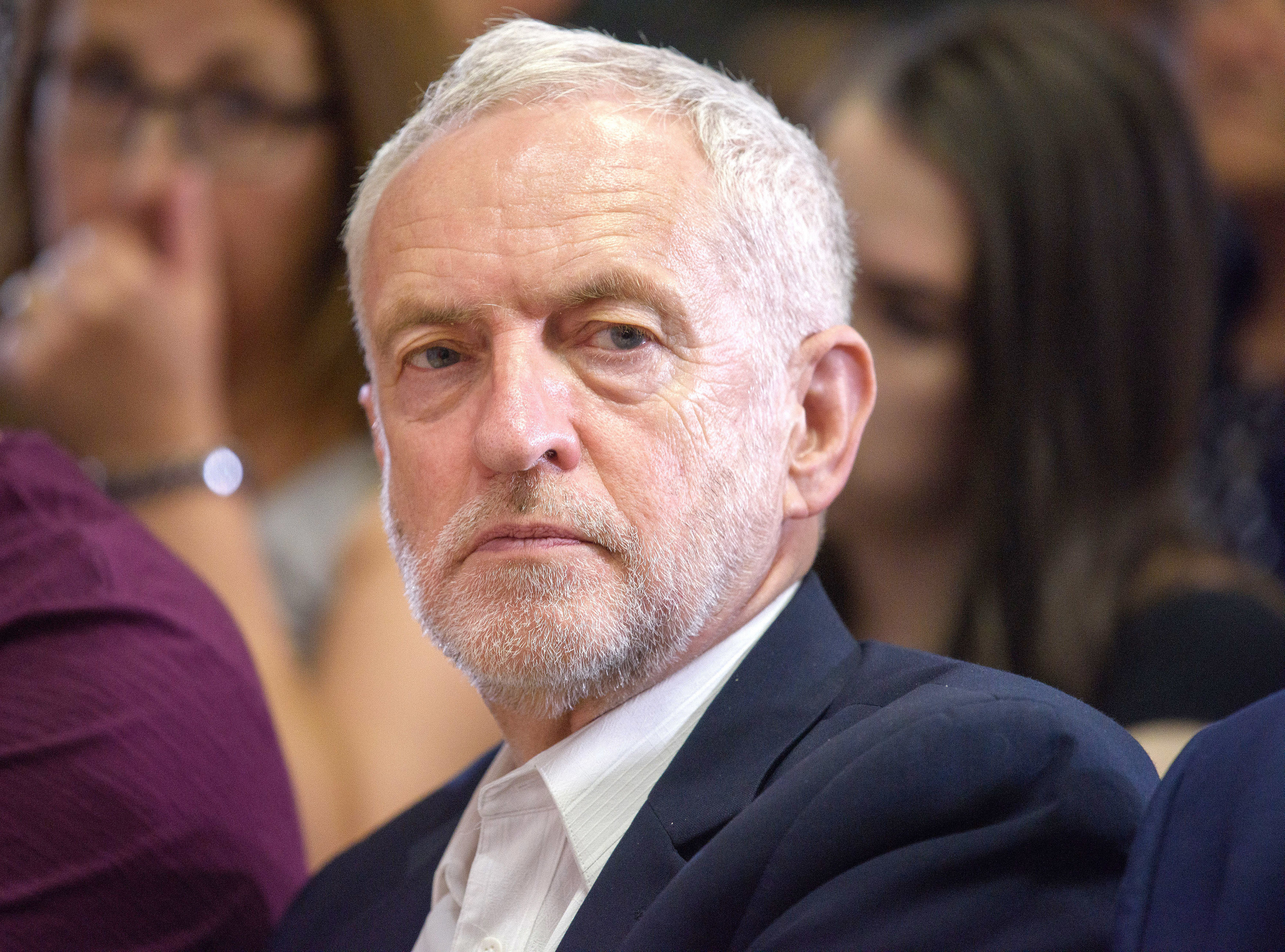 Board leader rejects 'absurd' motion to 'terminate contact' with Corbyn