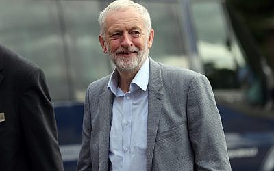 Labour leader Jeremy Corbyn. Photo credit: Aaron Chown/PA Wire