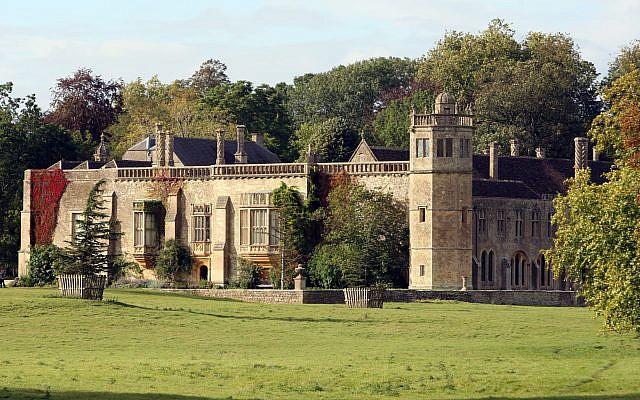 Lacock Abbey in Wiltshire. Photo credit: Martin Keene/PA Wire
