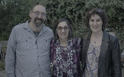 Marc Wolfe traces his birth mother, Esther and meets his half-sister Deborah, in an emotional episode of Long Lost Family