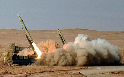 Fateh-110 Missile