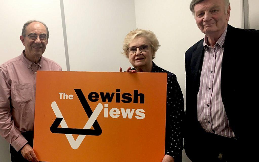 The Jewish Views podcast team