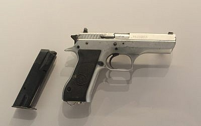 Israeli made Jericho 941 Pistol,