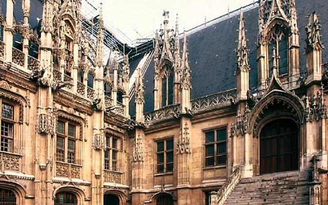 Sublime House Rouen. Picture: http://www.lamaisonsublime.fr