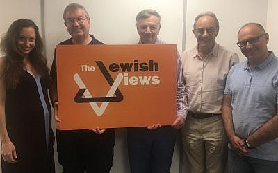 This week's guests on the Jewish Views podcast
