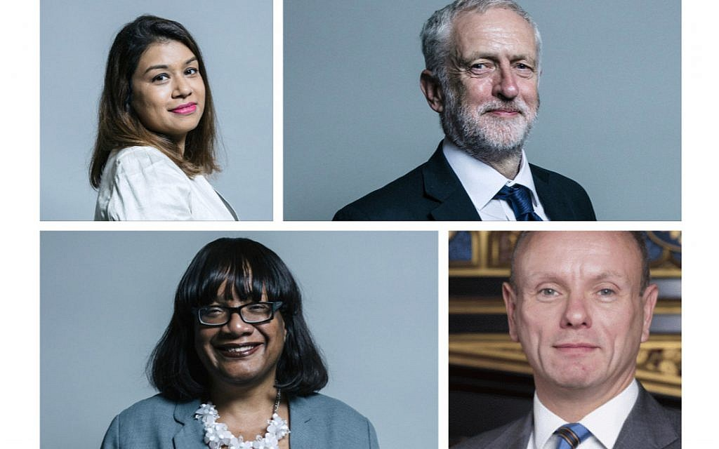 Tulip Siddiq, Jeremy Corbyn, Diane Abbott and Mike Freer are all set to have their constituencies changed.