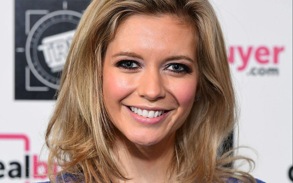 Countdown star Rachel Riley. Photo credit: Ian West/PA Wire
