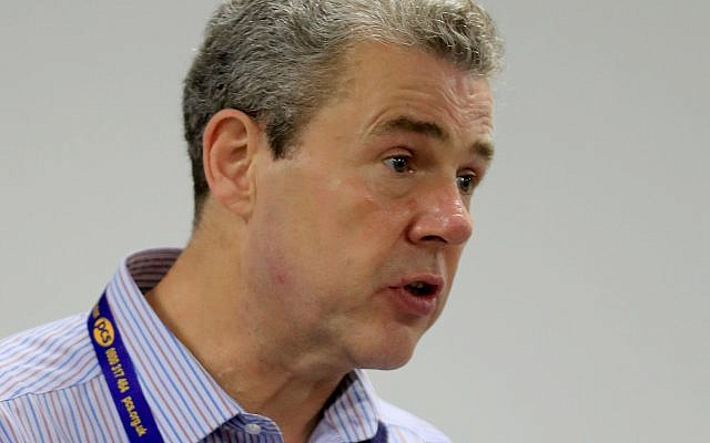 Mark Serwotka, general secretary of the Public and Commercial Services union (PCS). Photo credit: Gareth Fuller/PA Wire
