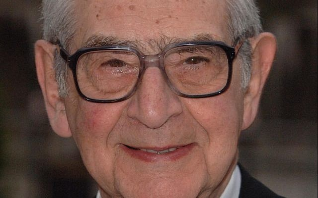 Denis Norden. Photo credit: Ian West//PA Wire