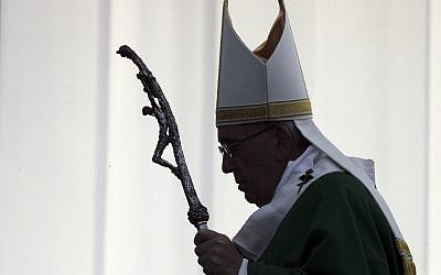 Pope Francis (AP Photo/Andrew Medichini)