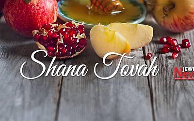 The Jewish News wishes all of our readers a healthy, happy and sweet New Year on Rosh Hashanah!