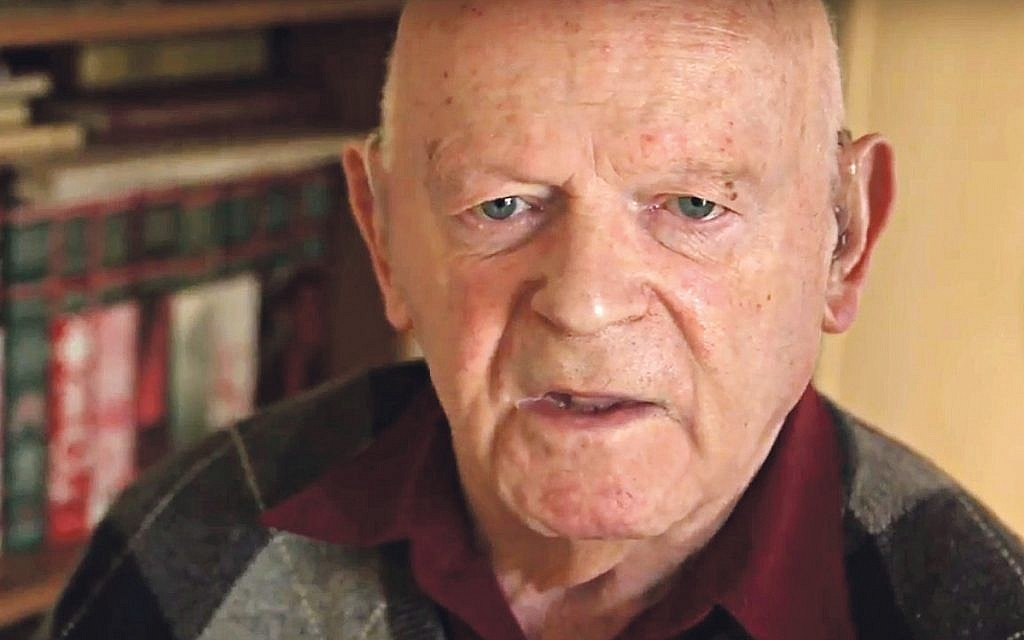 Unravelling the past: The film explores the life of Holocaust survivor Sir Ben Helfgott,